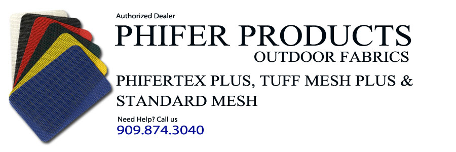 Phifer Products Authorized Dealer