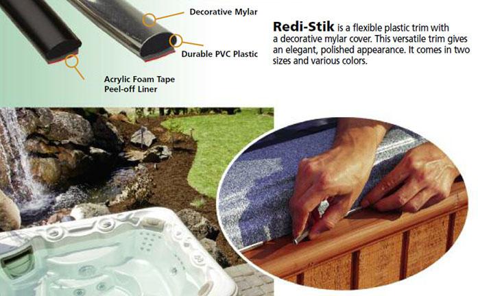 Redi-Stik Application
