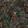 True Timber Camo TT07 Mixed Pine Seat Fabric