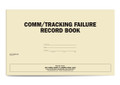 APC 20081493: Comm/Tracking Failures Record Book