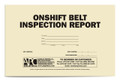 APC 20087844: Onshift Belt Inspection Report