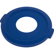 341021REC14 - Bronco   Recycle Lid for 20 Gallon Container