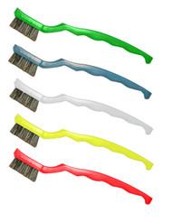 """150037 - 7"""" Stainless SteelNiche Brush"""