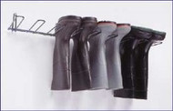 "414018 - Stainless Steel Boot & Glove Racks, 4.5""H x 35.25""W x 10.5""D"