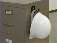 "414035 - ""Magnetic Mount"" Hard Hat Rack™"