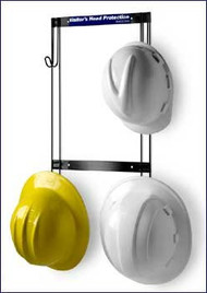 414036 - Hard Hat / Coat / Fall Protection Rack