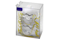 414072 - Dust Mask Dispenser (Short) - CLEAR
