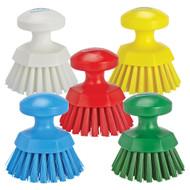 3885 - Round Scrub Brush