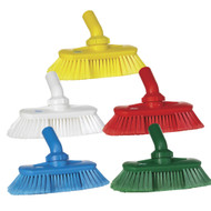 "7067 - 8"" Angle Wall Brush - European Thread"