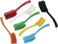 "142030E - 16"" Hand Brush, Firm, Resin Set"