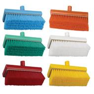"110068E - 12"" Soft Resin Set Broom - European Thread"