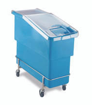 800032 - Sloped Front Mobile Bin - Full Assembly