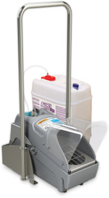 ADB0002-MH - SmartStep Footwear Sanitizing Unit w/Stainless Steel Handle
