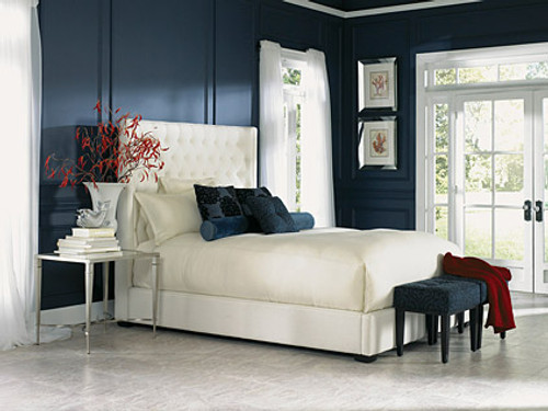 Carly Upholstered Bed