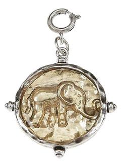 Jane Marie Epoxy Elephant Charm