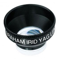 Ocular Abraham Iridectomy Yag Laser Lens