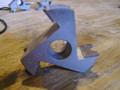 LRH 1421 3/16 bullnose shaper cutter