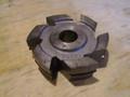1-1/4 bore 5 inch diameter 1 inch wide shaper cutter