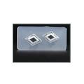Silicone Mould - Rhombus 40x20x5mm