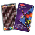 Derwent Coloursoft Pencils Tin – 12