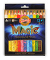 Koh-I-Noor Magic Pencil Set #3408 12 + 1