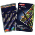 Derwent Inktense Pencils Tin – 12