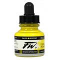 FW Acrylic Artists' Ink 29.5ml - Process Yellow #675