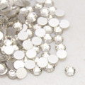 Glass Flat Back Rhinestones 2mm Crystal 200/pkg