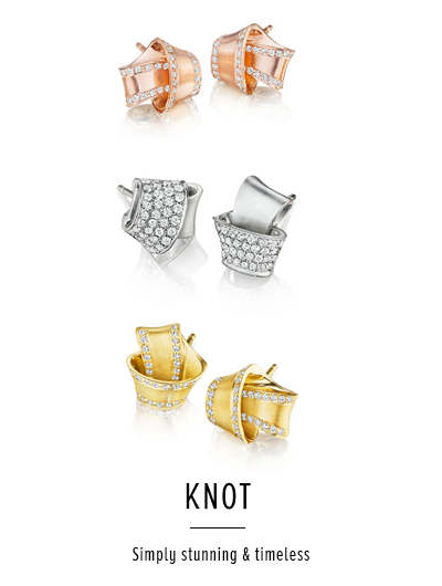 Knot; Simply stunning & timeless