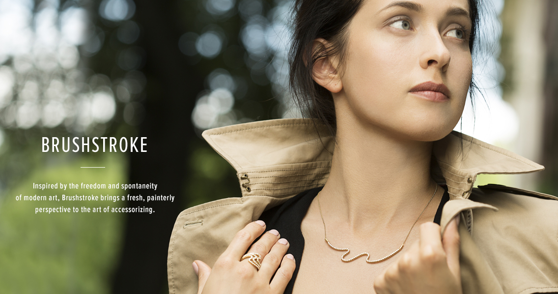 Brushstroke collection