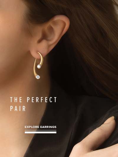 The Perfect Pair; Explore earrings