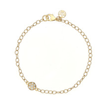 Diamond Sizzle Station Signature Bracelet
