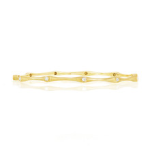 Diamond Stack Bangle