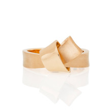 Knot Ring in Rose Gold
