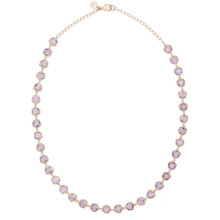 Rose de France Reversible Signature Necklace