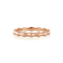 Pebbles Band in Rose Gold