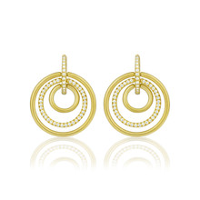 Moderne Trio Earrings