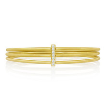 Moderne Trio Bangle
