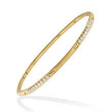 Moderne Diamond Stick Bracelet