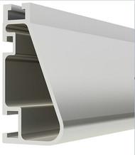 IronRidge XR-1000-204A Clear Anodized 17' Rail