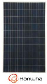 Hanwha SolarOne 250W Poly Module - Black Frame