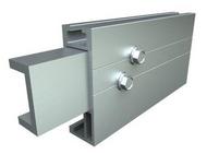 IronRidge XRL 29-7000-000 Mill Finish Splice Kit