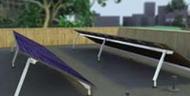 "Unirac 307115M 18-30"" Adjustable Tilt Leg"