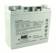 MK 12 Volt 18 Amp-Hour Sealed Lead Acid Battery