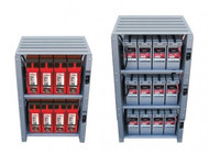 OutBack Power IBR Series Battery Enclosure