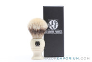 WSP Monarch | Superfine Badger Brush | Ivory Handle