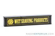 WSP Straight Razor Replacement Box for Travel / Storage