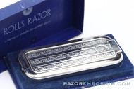 1950's Rolls Safety Razor Razor Set