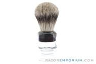 Erskine Vintage Badger Brush - 24mm Super Fine