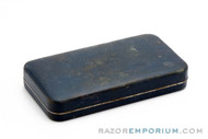 "1940's Rolls Razor ""The Imperial"" Safety Razor in Blue Leather Case"